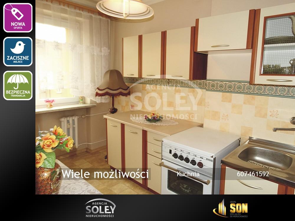 Nieruchomości: Kuchnia                  607461592