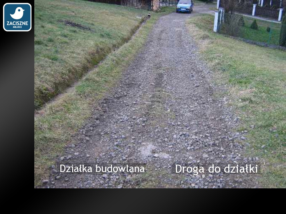 Droga do działki