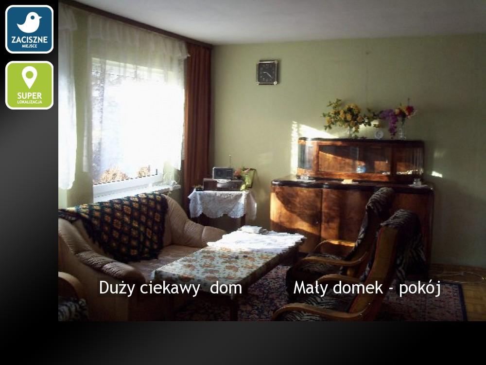 Mały domek - pokój