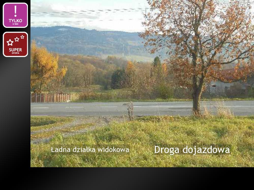 Nieruchomości: Droga dojazdowa