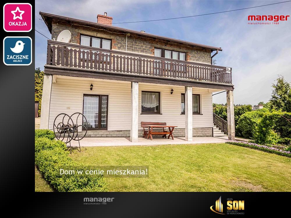 Lyski - Sprzedaż domu