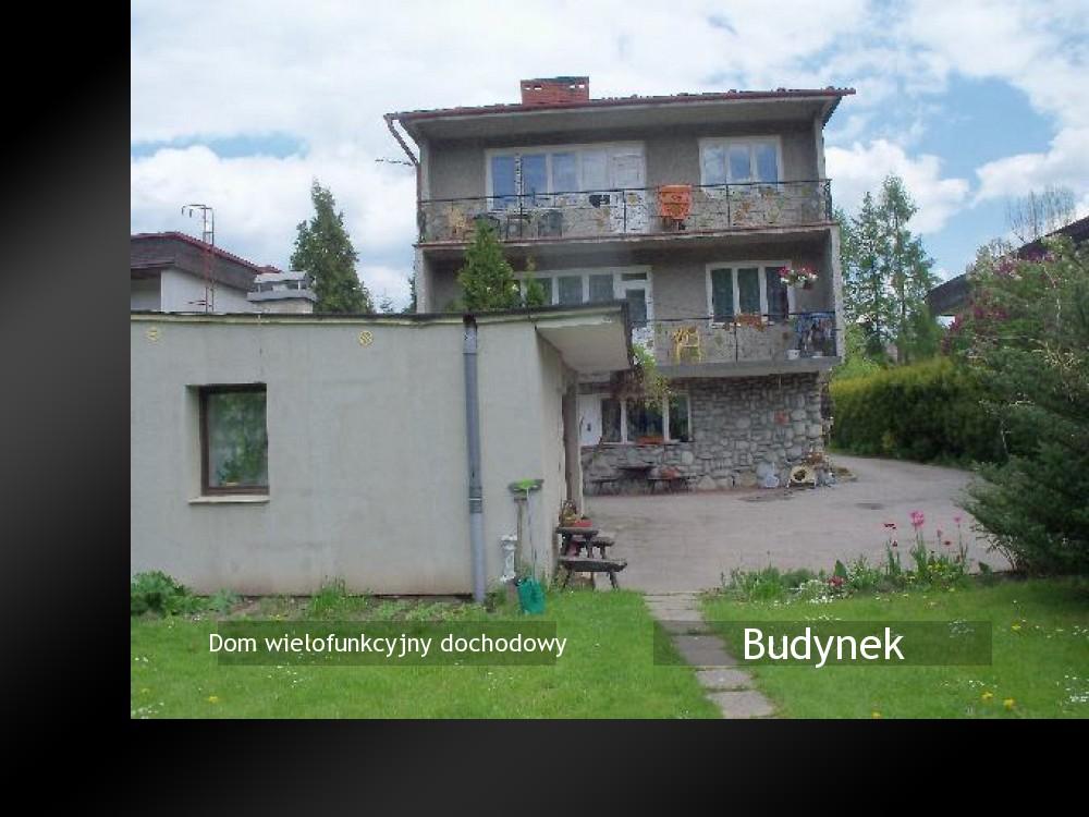 Nieruchomości: Budynek
