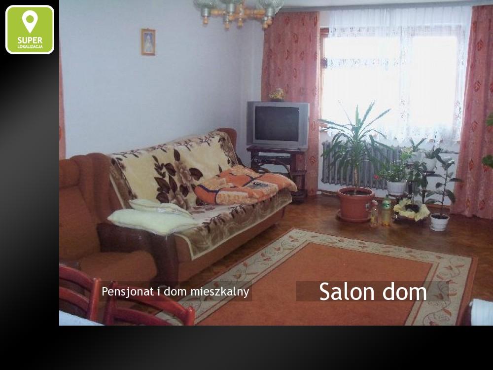 Salon dom