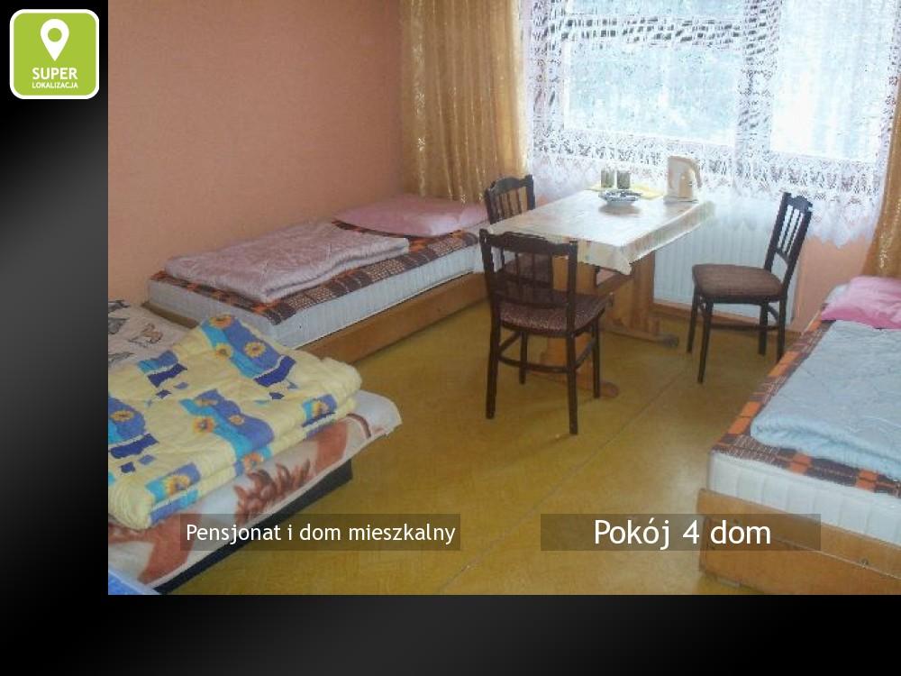 Pokój 4 dom