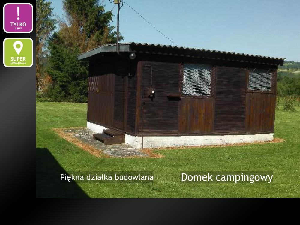 Nieruchomości: Domek campingowy