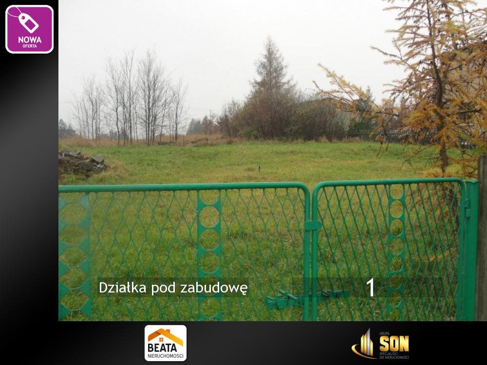 Miasteczko Śląskie - Sprzedaż działki