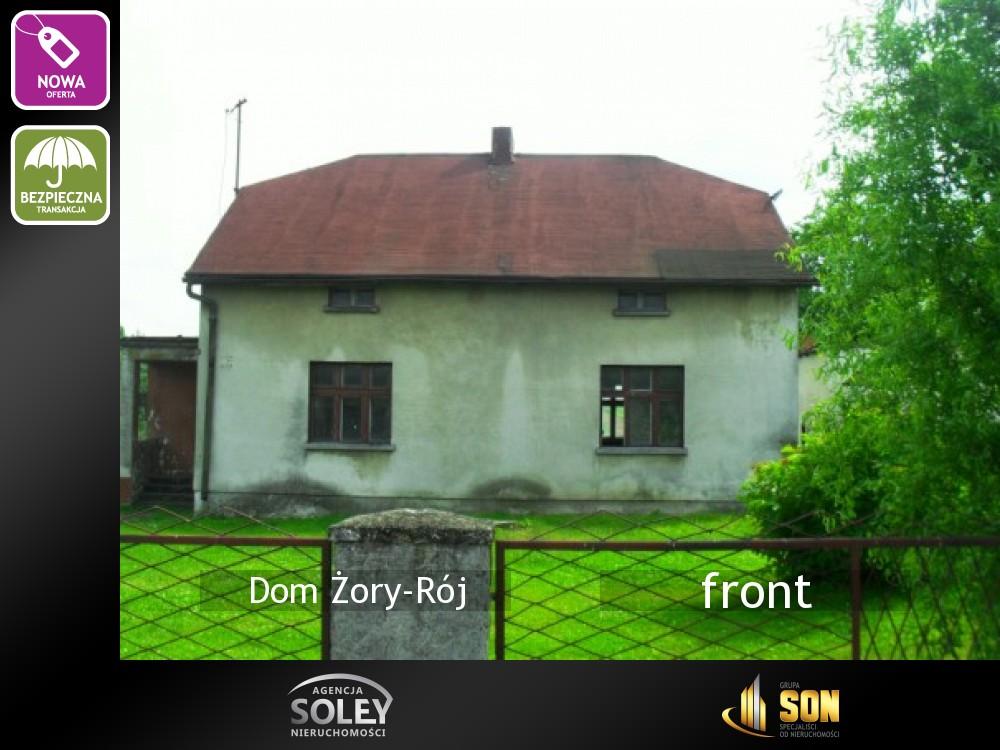 Nieruchomości: front