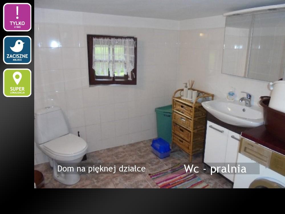 Wc - pralnia