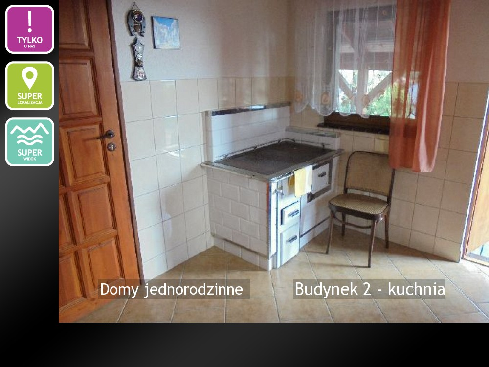 Budynek 2 - kuchnia