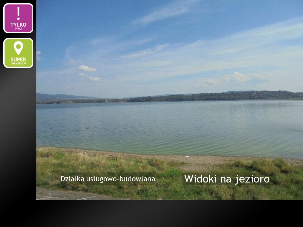 Widoki na jezioro
