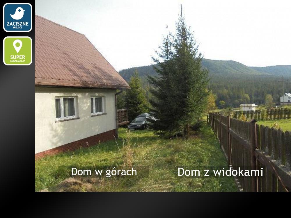 Nieruchomości: Dom z widokami