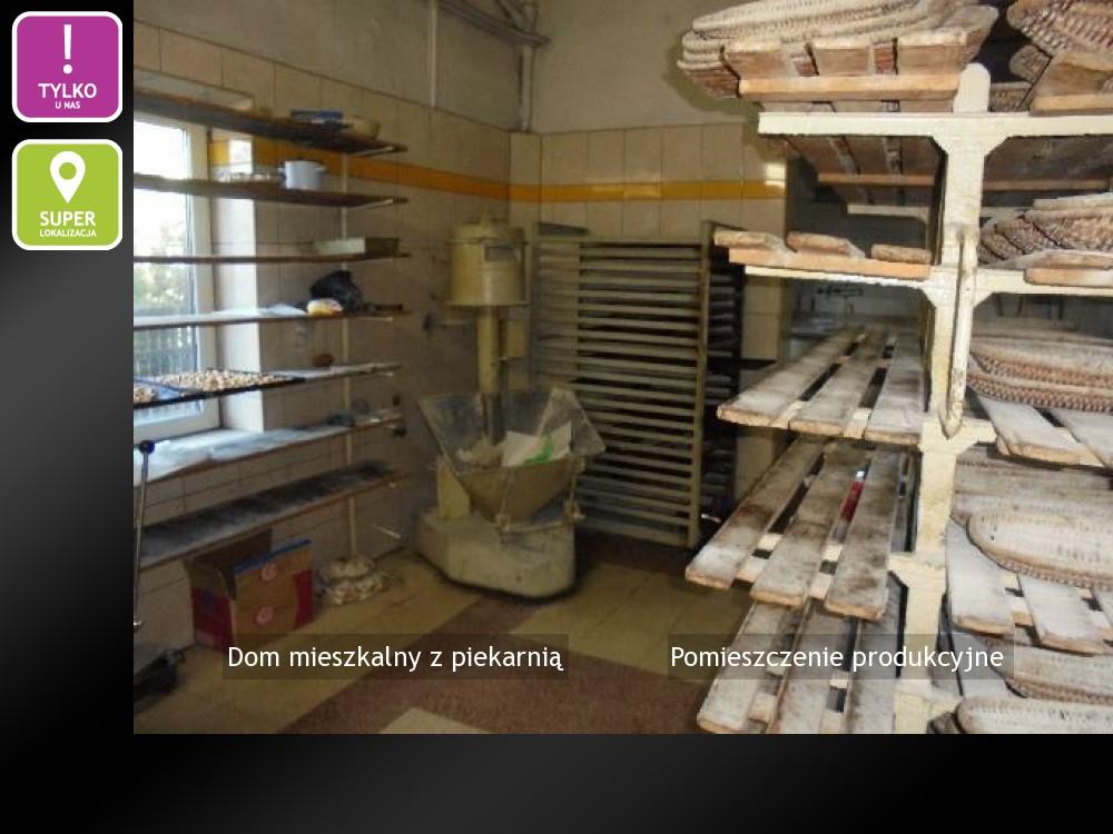 Pomieszczenie produkcyjne