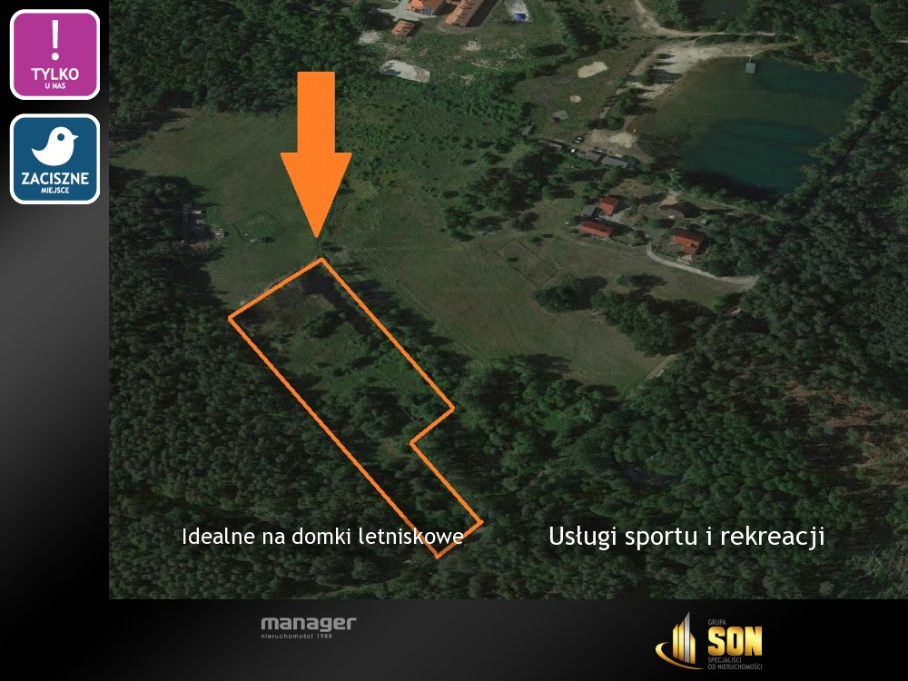 Nieruchomości: Usługi sportu i rekreacji