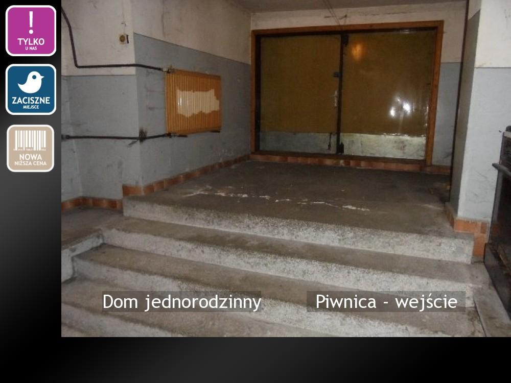 Piwnica - wejście