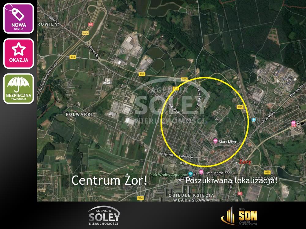 Nieruchomości: Poszukiwana lokalizacja!