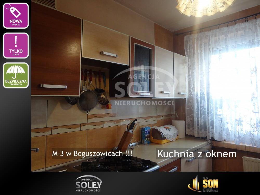 Nieruchomości: Kuchnia z oknem