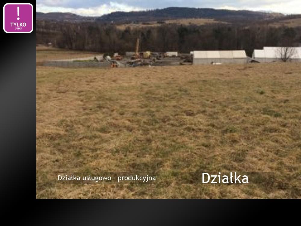 Łękawica - Sprzedaż działki