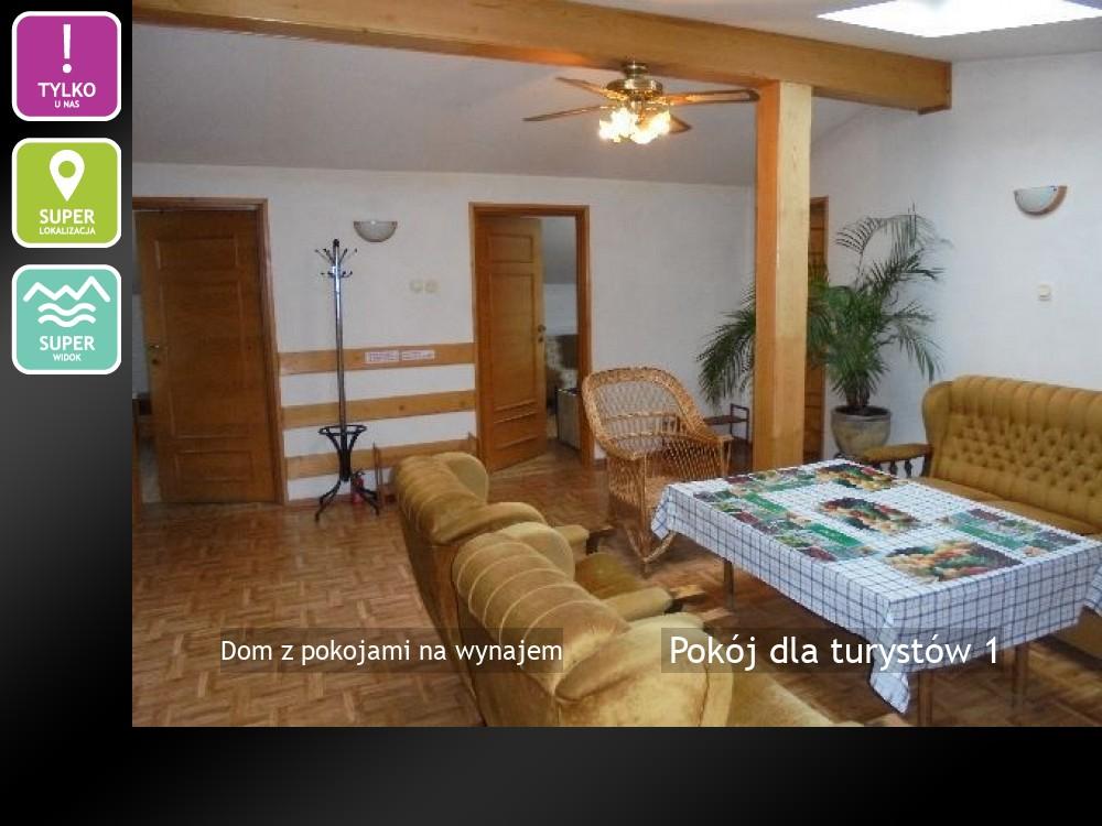 Pokój dla turystów 1
