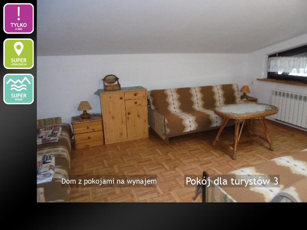 Pokój dla turystów 3