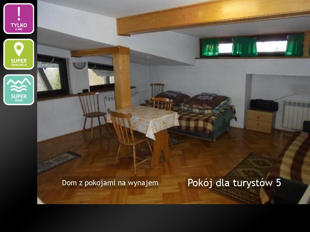 Pokój dla turystów 5