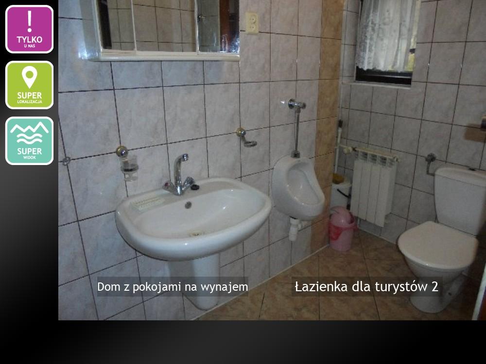 Łazienka dla turystów 2