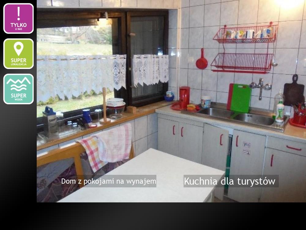 Kuchnia dla turystów