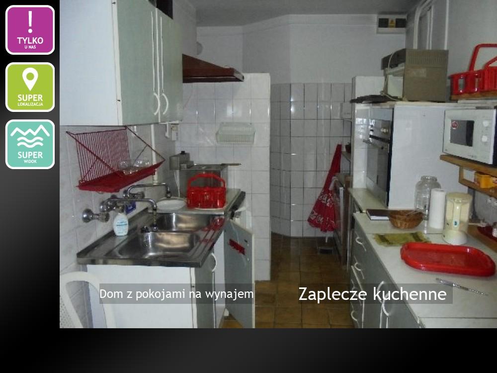 Zaplecze kuchenne