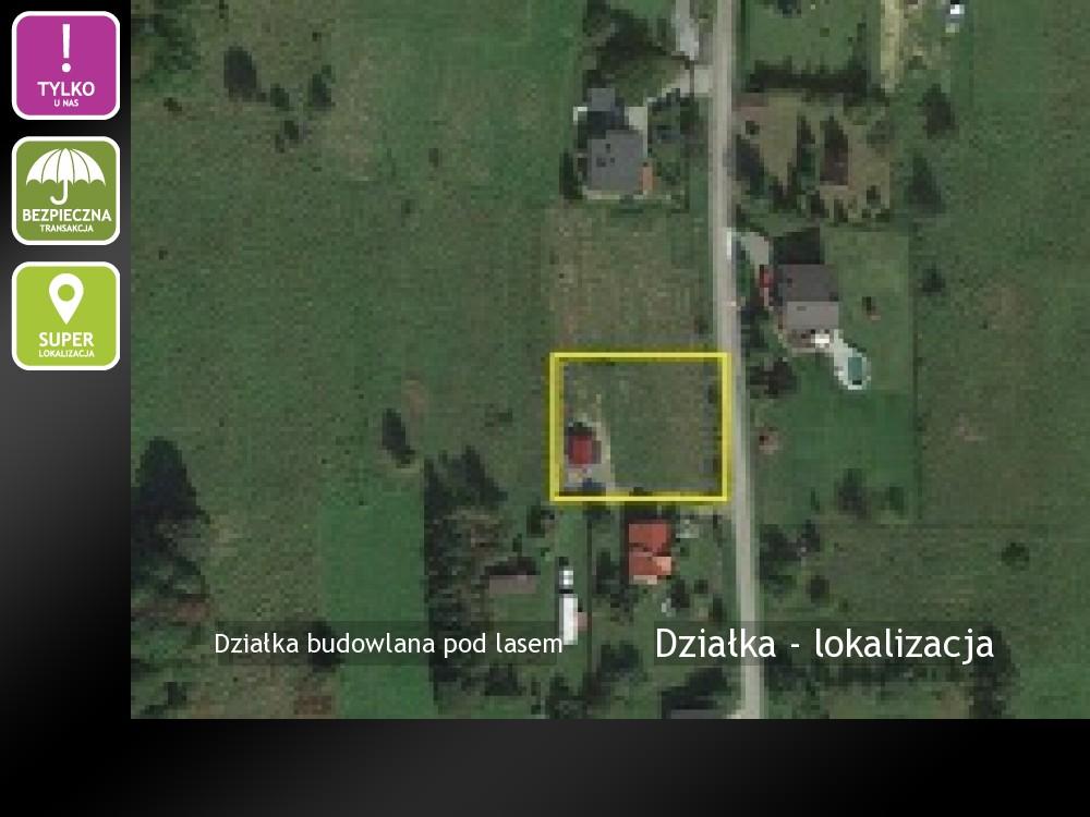 Działka - lokalizacja