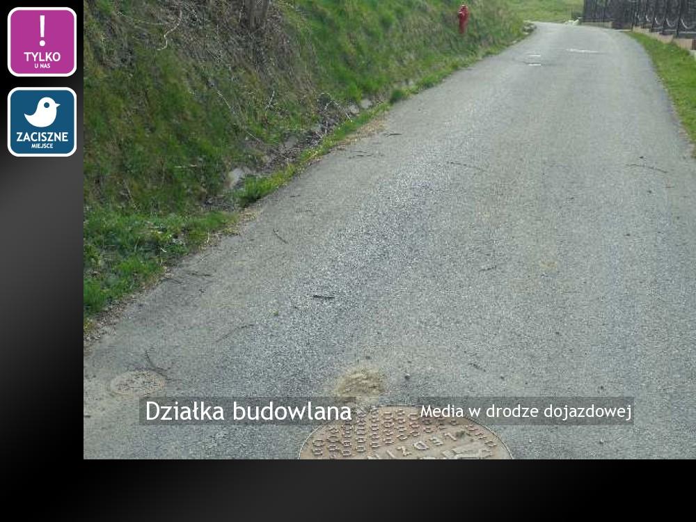 Media w drodze dojazdowej