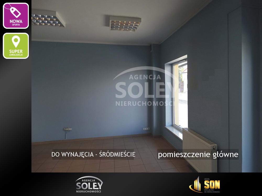 Nieruchomości: pomieszczenie główne