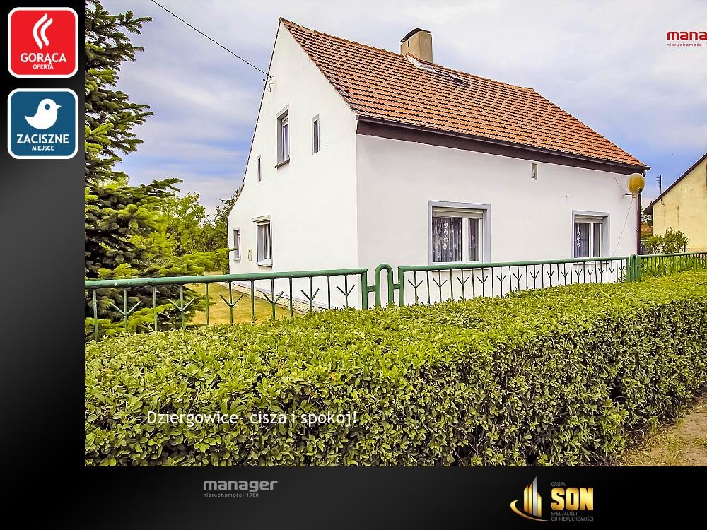 Dziergowice - Sprzedaż domu
