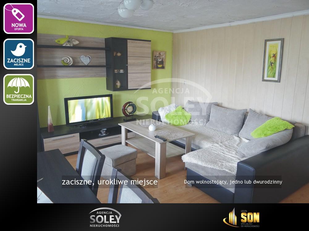 Nieruchomości: Dom wolnostojący, jedno lub dwurodzinny