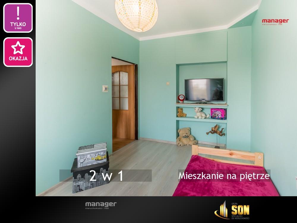 Mieszkanie na piętrze