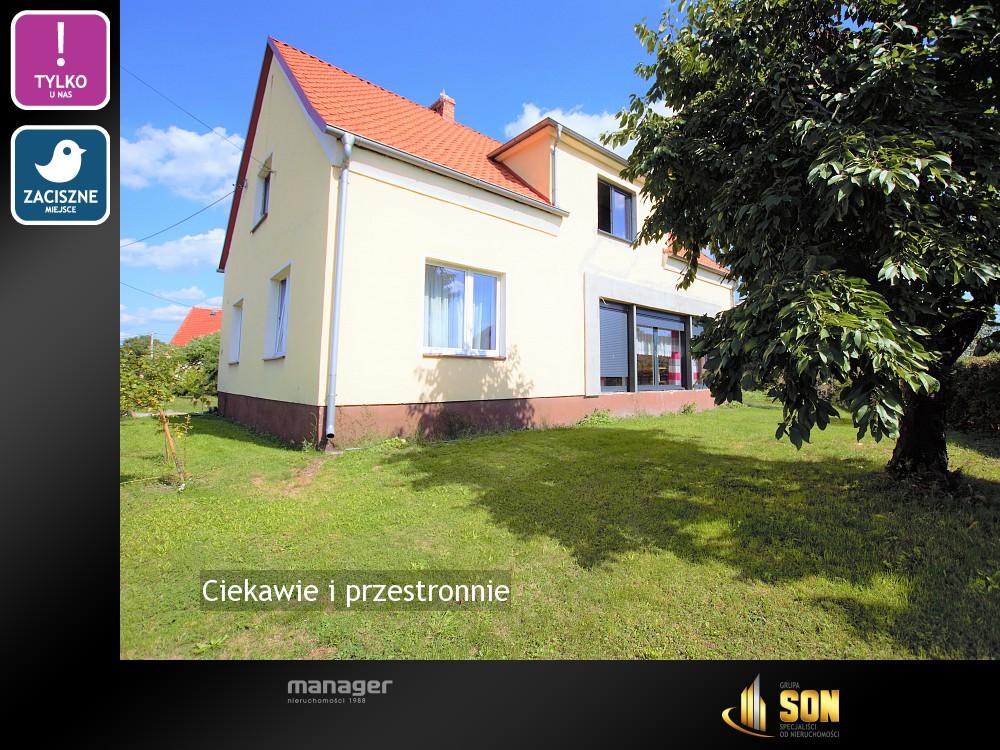 Łęg - Sprzedaż domu