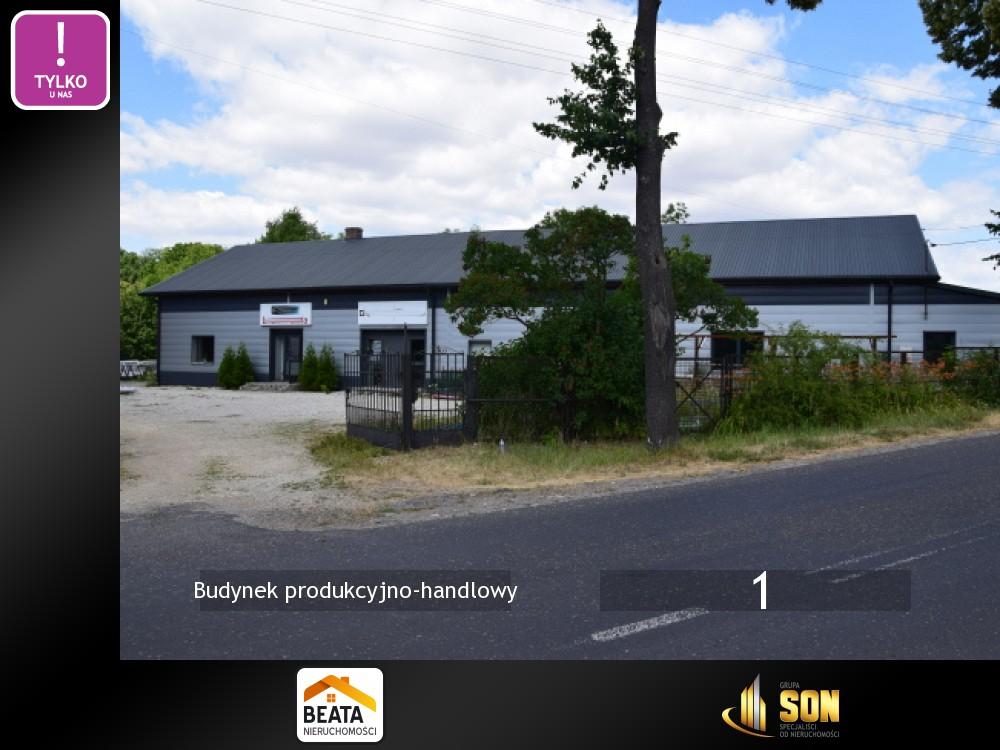 Zbrosławice - Sprzedaż obiektu