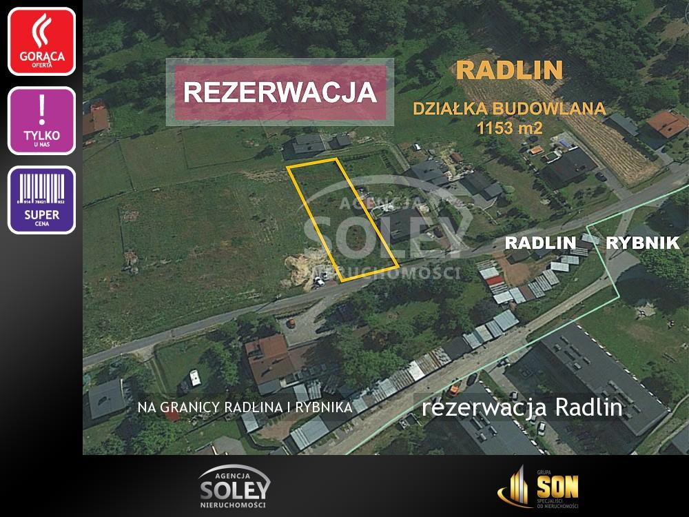 Nieruchomości: rezerwacja Radlin