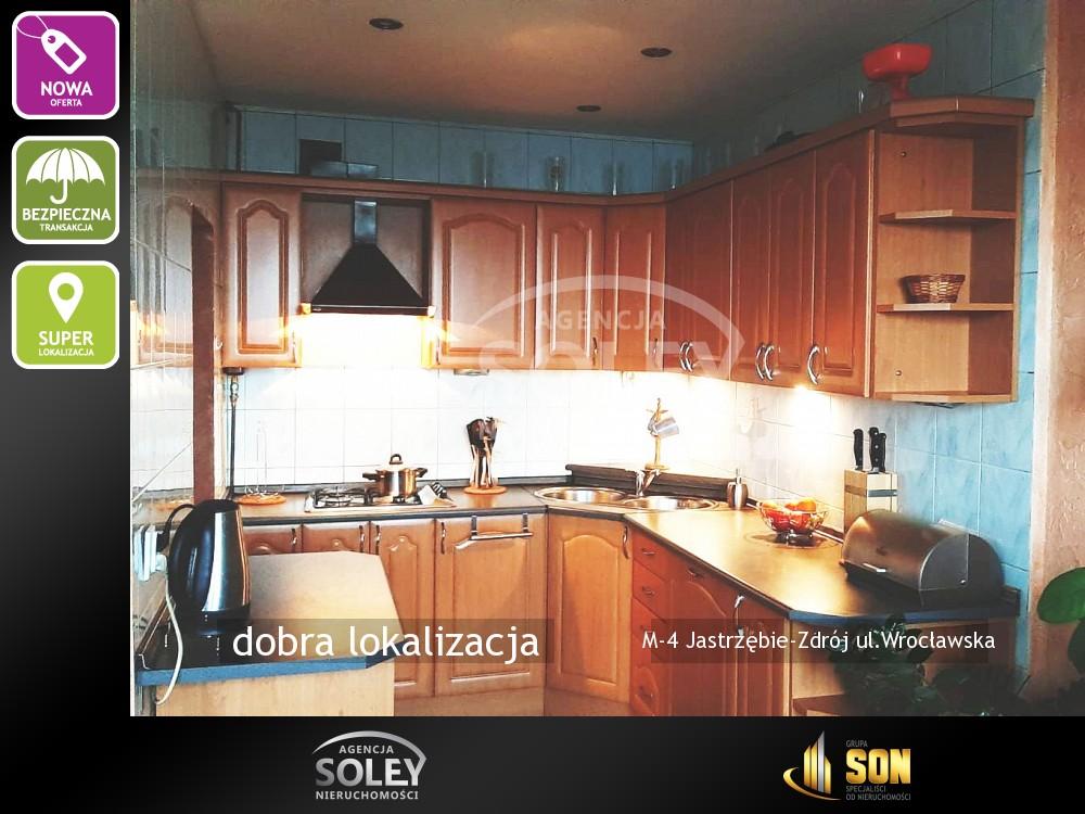 Jastrzębie-Zdrój - Sprzedaż mieszkania