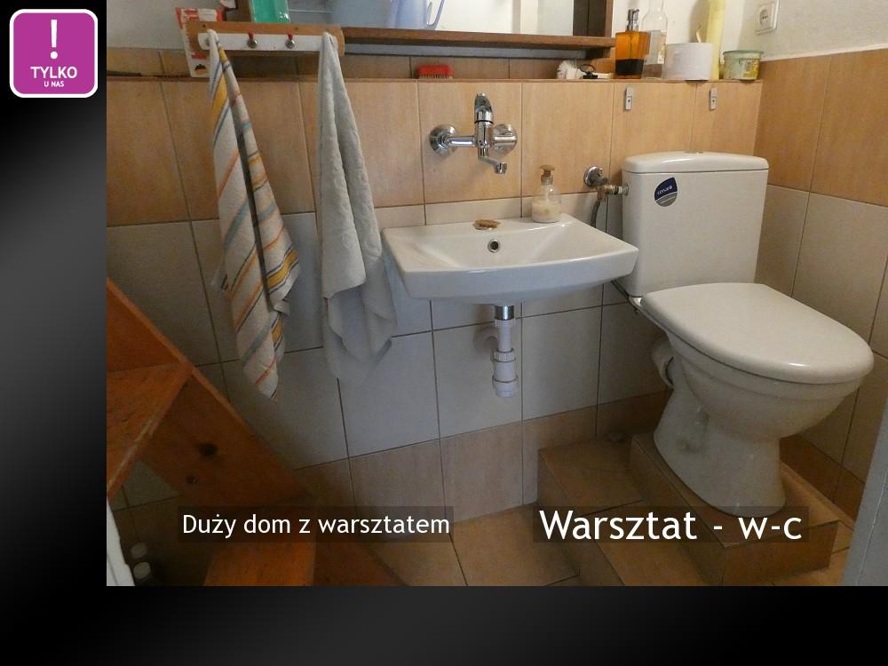 Warsztat - w-c