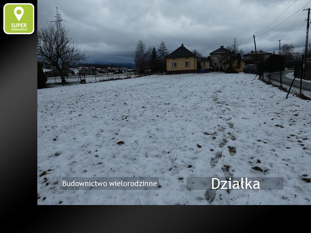 Pietrzykowice - Sprzedaż działki