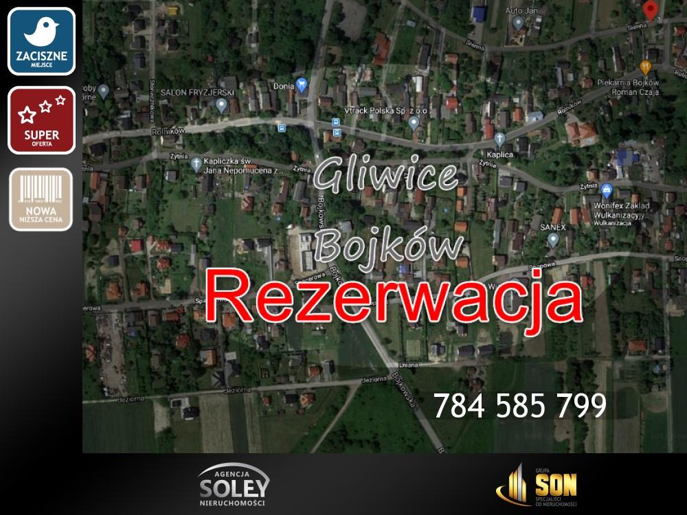 Gliwice - Sprzedaż działki