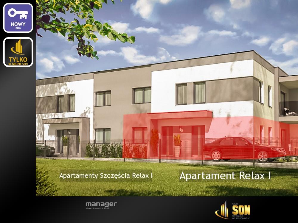 Nieruchomości: Apartament Relax I