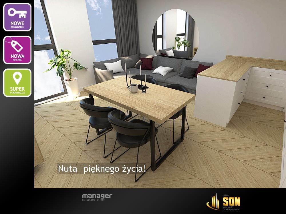 Racibórz - Sprzedaż mieszkania