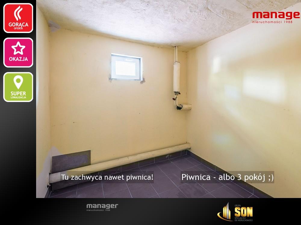 Piwnica - albo 3 pokój ;)