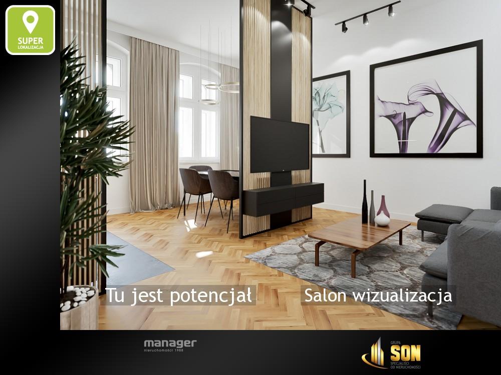 Salon wizualizacja