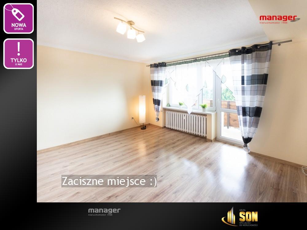 Dzierżkowice - Sprzedaż mieszkania