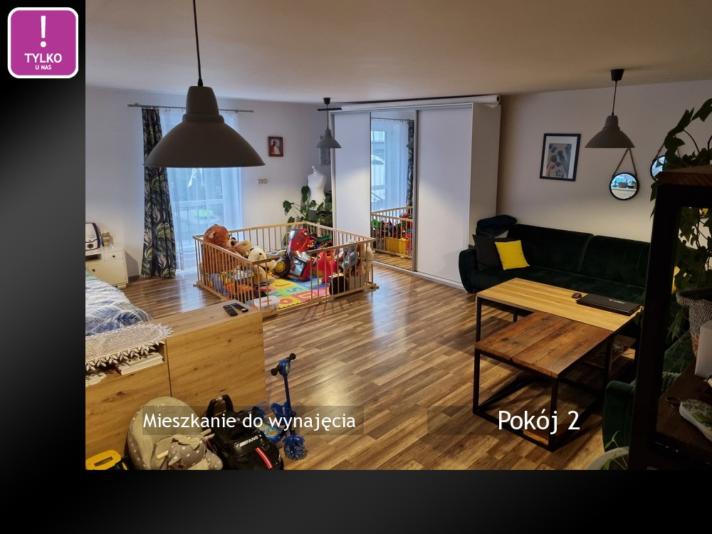 Ślemień - Wynajem mieszkania