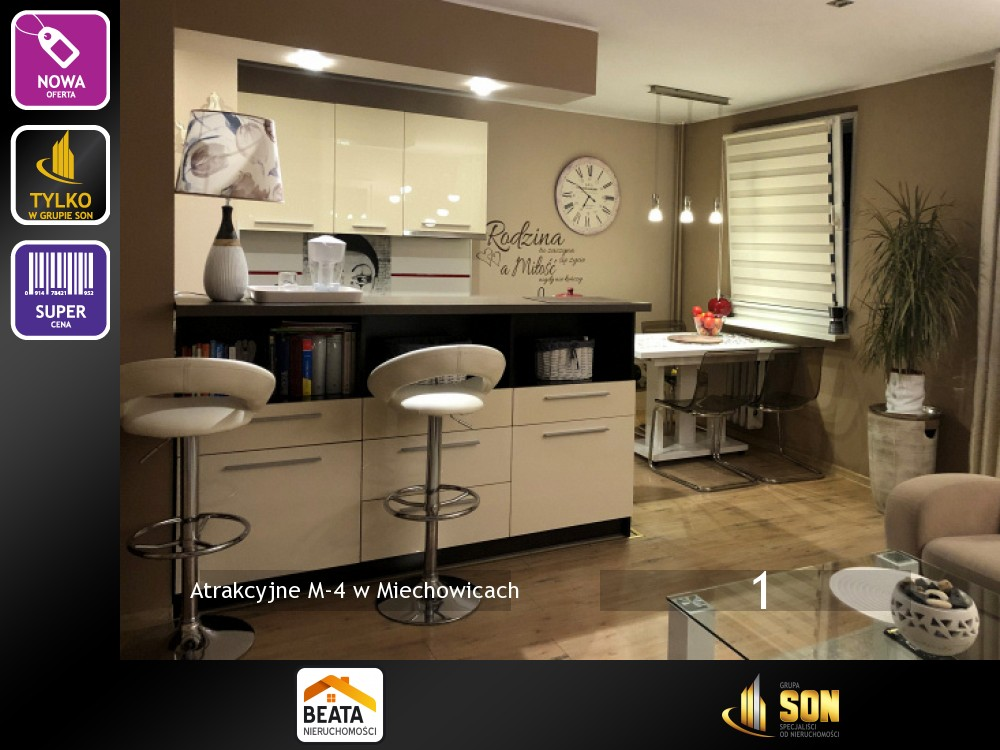 Bytom - Sprzedaż mieszkania