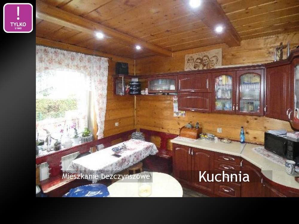 Łodygowice - Sprzedaż mieszkania
